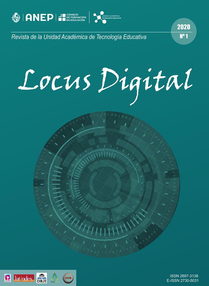 Portada Locus Digital