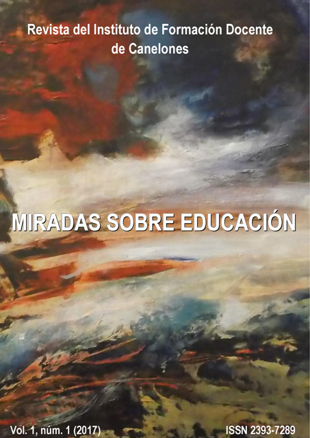 Revista Miradas sobre Educación